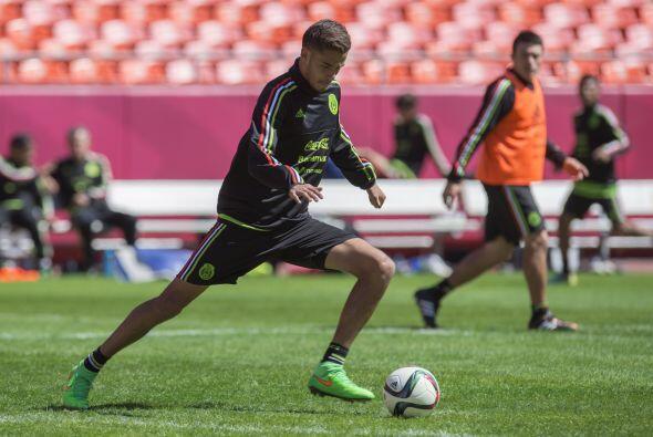 La escuadra mexicana tuvo 5 bajas del partido ante Ecuador para este nue...