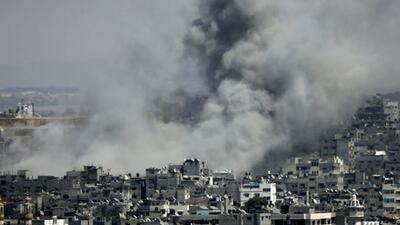 Continúa el conflicto entre Hamás e Israel