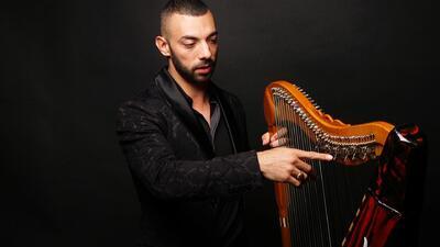 Raúl Nava de Canarios de Michoacán cuenta por qué decidió tocar el arpa
