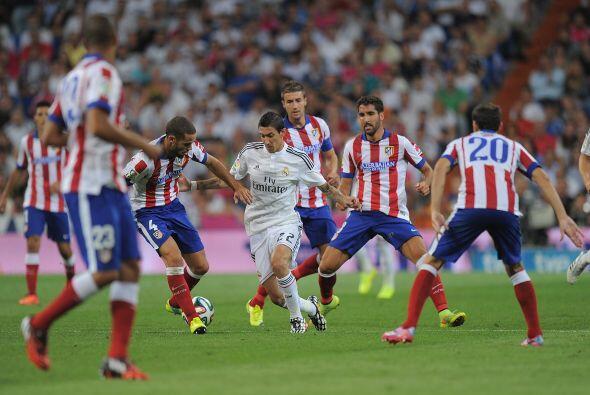 En cuestión de equipo, el Atlético de Madrid de Diego Sime...