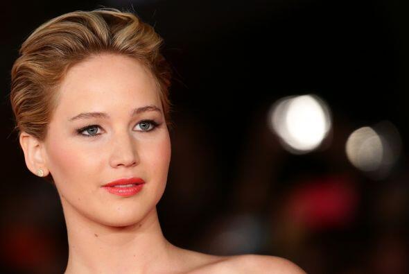 Jennifer Lawrence, la chica dorada de Hollywood, ha mostrado que puede r...