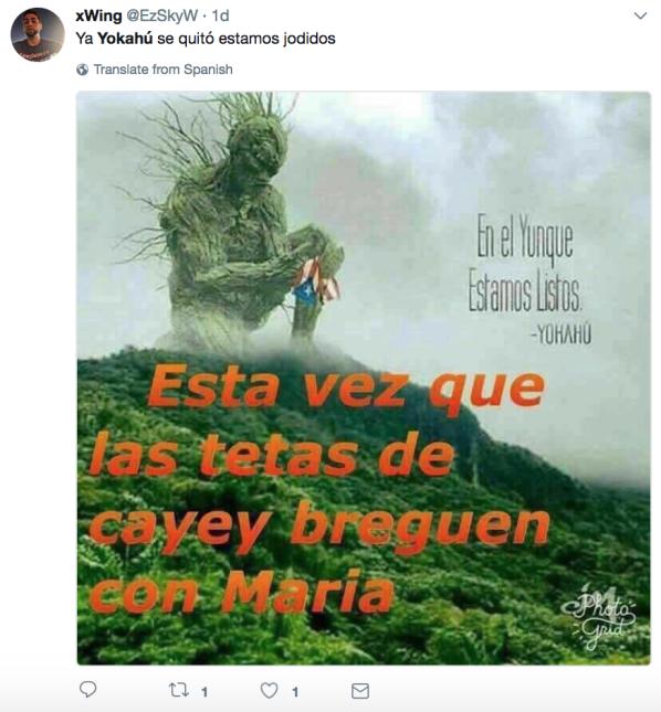 Este meme hace referencia al Cerro Las Tetas (Las Tetas de Cayey y Las P...
