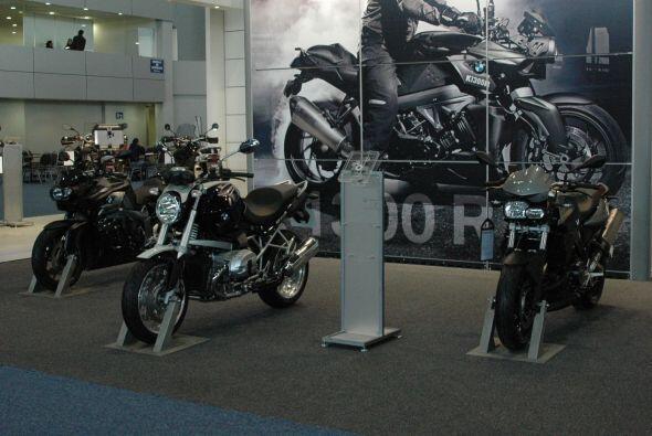 El stand de BMW fue uno de los más completos en esta exposición que ha g...