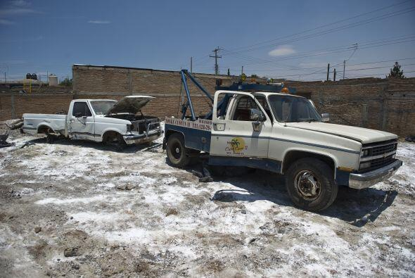 Los cadáveres encontrados en diversas narcofosas de Durango y Tam...