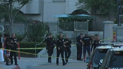 Pistolero dejó un muerto y siete heridos cuando abrió fuego durante una...