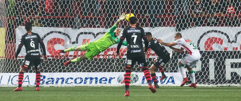 Xolos vs. Necaxa, Clausura 2018