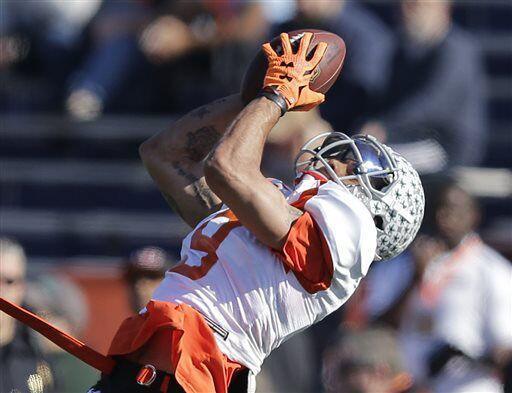 Devin Smith, WR, Ohio State(AP-NFL)