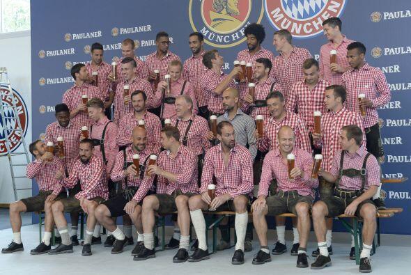 En Alemania el Bayern de Guardiola se españoliza un poco más con la lleg...