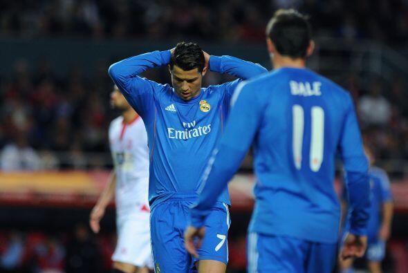 Sevilla ya no perdería la ventaja y Real Madrid salió del...
