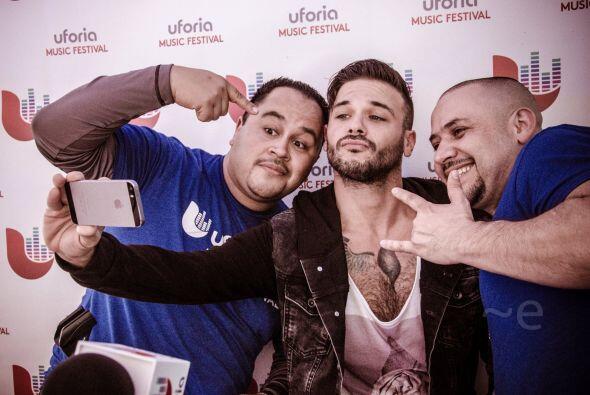 Uforia Nation estuvo transmitiendo en VIVO desde el Uforia Music Festiva...