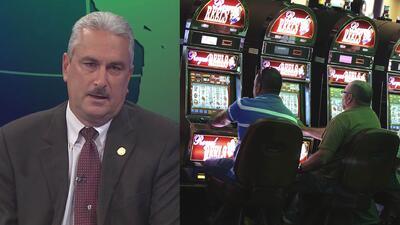 Thomas Rivera Schatz explica la diferencia entre los grupos detrás de las tragamonedas y los de video lotería