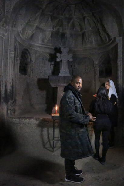 El monasterio es considerado suelo sagrado.