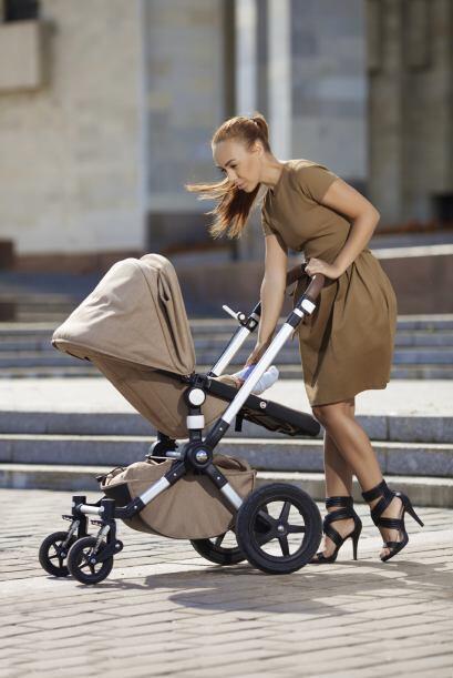 No solo debes pensar en tu bebé, ya que tú serás quien lo lleve a todos...