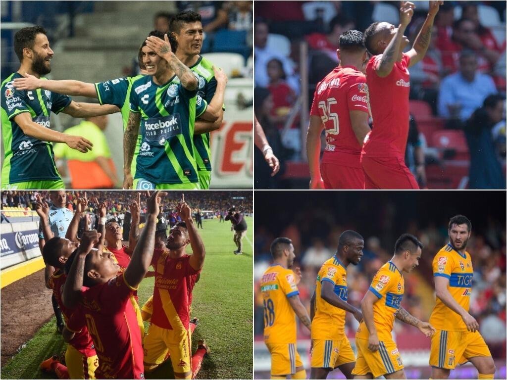 Así se desarrolló la jornada 10 de la Liga MX en el Clausura 2018  untit...