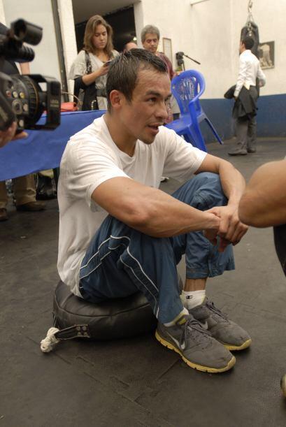 La comunicación es primordial para afinar cada detalle en el entrenamiento.