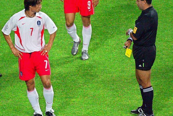 Hace once años Moreno fue suspendido durante 20 fechas por otro polémico...