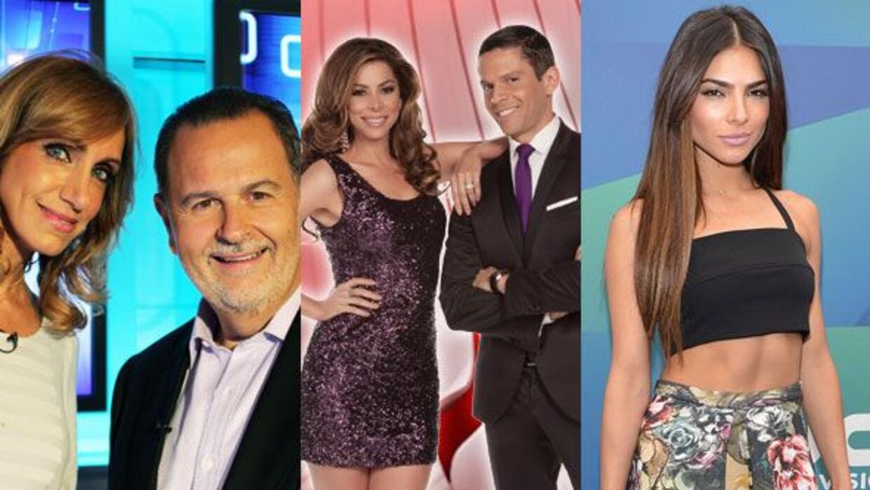 El Gordo y la Flaca, Sal y Pimienta y Alejandra Espinoza fueron nominado...