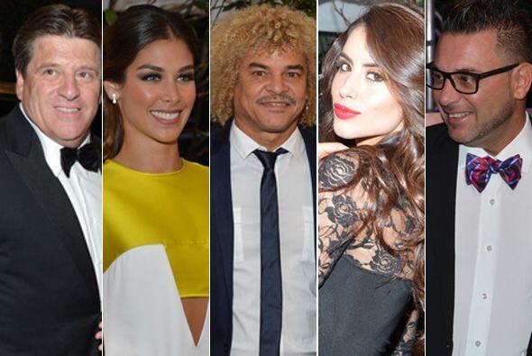 La Alfombra Azul de Premios Univision Deportes tuvo bellas y feos, elega...