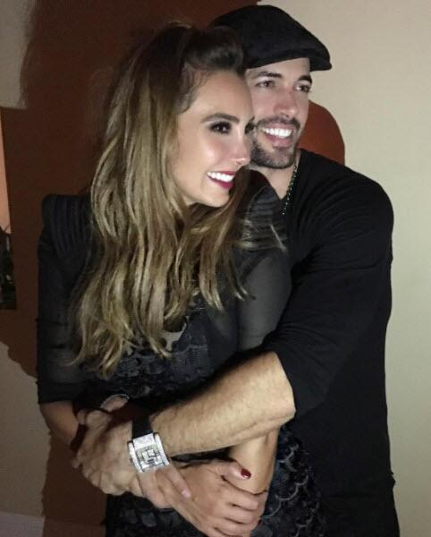 Elizabeth Gutiérrez y William Levy