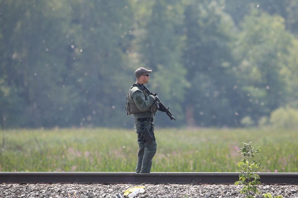 Cacería humana en Fox Lake