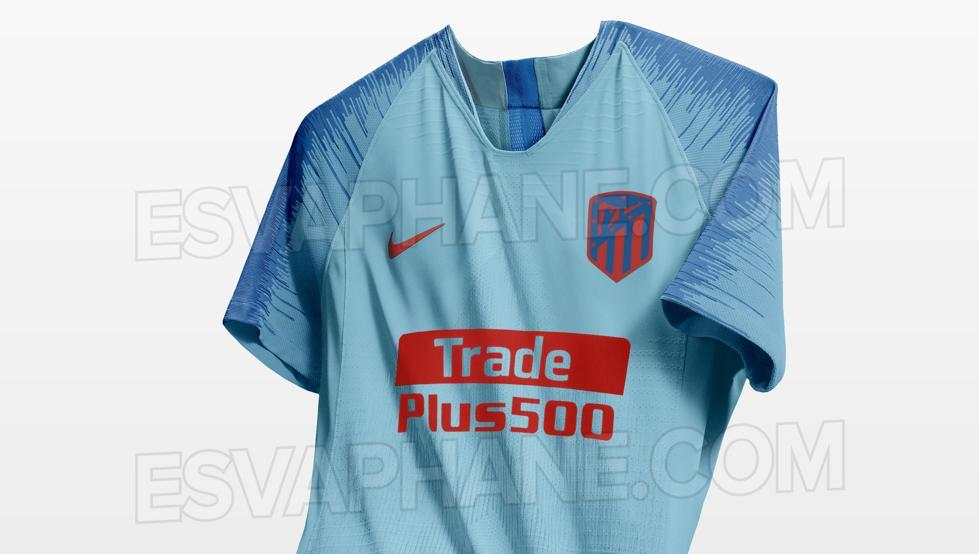Se filtran las camisetas away de Nike en Europa - Futbol Total 5eb5b2ca3e6e7