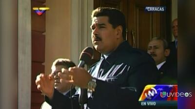 Maduro aceptó reunirse con la oposición en presencia de la UNASUR