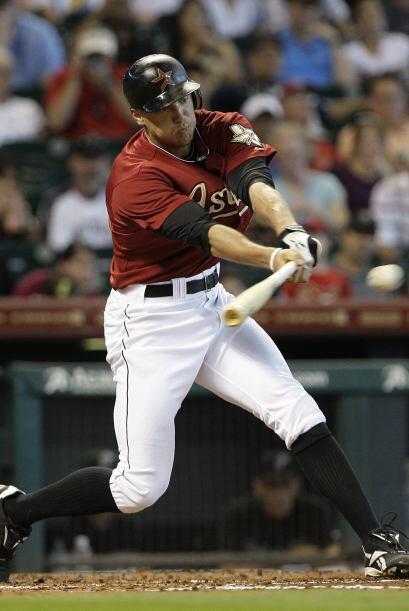 6. Hunter Pence (Astros de Houston) .323 (114 hits en 353 turnos al bat).