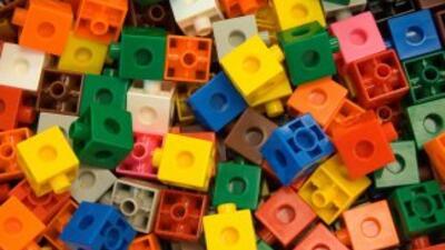 Juguetes de Lego.