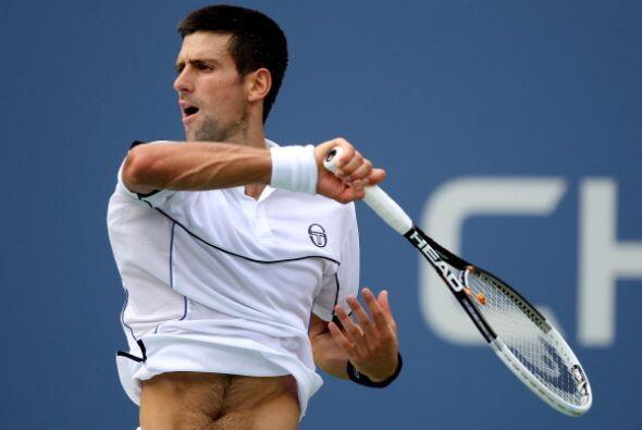 Djokovic se medirá en la pelea del título con el ganador del otro duelo...