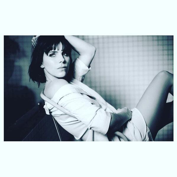 María Fernanda Yepes, actriz colombiana.