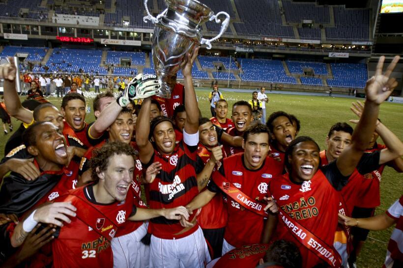 ¿El nuevo Ronaldinho?, Barcelona ficha a la actual joya del Gremio ap-11...