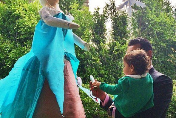 Mini Jacky y Caro son las verdaderas reinas de la juez de Nuestra Bellez...