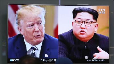 Así se vino abajo la prometida cumbre entre Donald Trump y Kim Jong Un