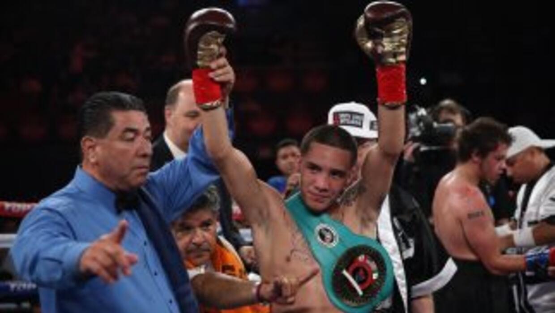 Oscar Valdez contra Juan Díaz por 'Solo Boxeo'.