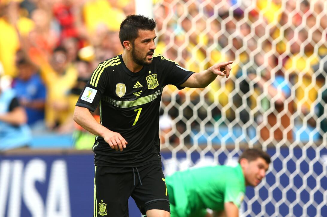 El 'Chicharito' y otros cracks del mundo que son goleadores con sus sele...