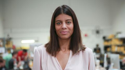 La dominicana Paola Santana fundó la empresa de drones Matternet.