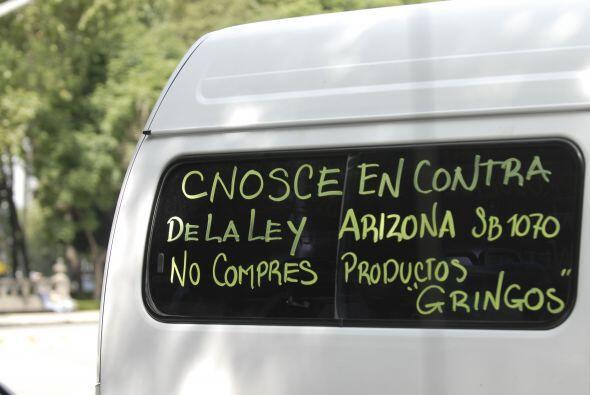 Además, exigieron una reforma migratoria para los latinoamericanos que v...