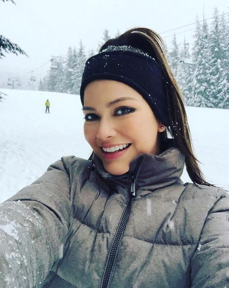 Ana Patricia vacaciones enero 2016