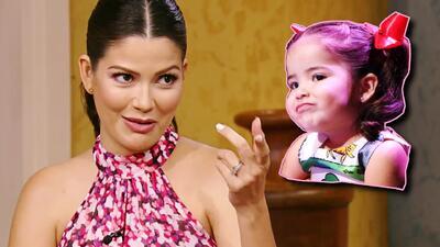 Ana Patricia ha tenido que bailar reggaeton pero, ¿qué piensa de que lo escuche Giulietta?