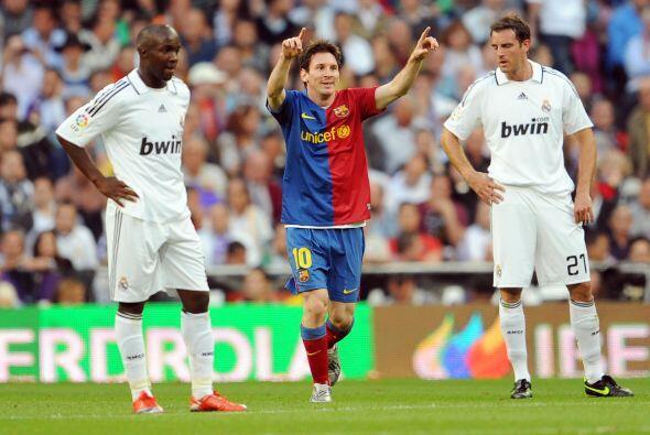 En el 2009 el Real Madrid de Juande Ramos venía con una racha de victori...