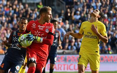 Montpellier, PSG