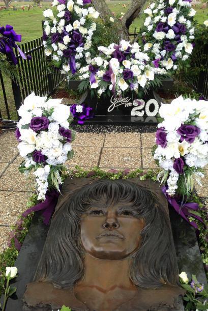 El pasado 31 de marzo de 2015 se cumplieron 20 años de su fallecimiento.