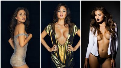Karen Carreño, una muestra de sensualidad colombiana y talento en el modelaje