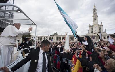 El Papa visitará Colombia a principios de 2017 fatima2.jpg