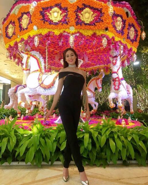 Así era Stephanie Rivera, la joven modelo que murió en el trágico accide...