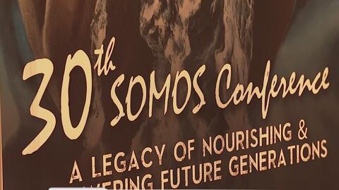 Cientos de hispanos cumplieron la cita en Albany para las conferencia 'S...