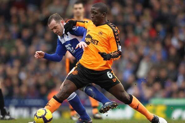 El Birmingham ganó 1-0 al Wigan de Maynor Figueroa y Hendry Thomas (foto...