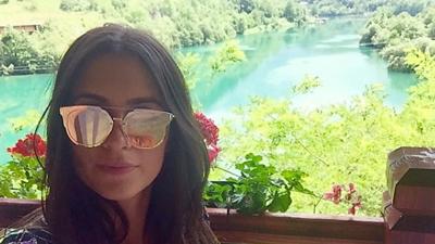 Iva Arapovic, novia del delantero internacional australiano Jamie Maclaren ama el fútbol