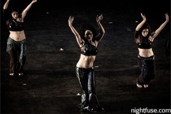 """La cuarta edición de """"Mujeres"""", coreografiada por las reconocidas bailar..."""