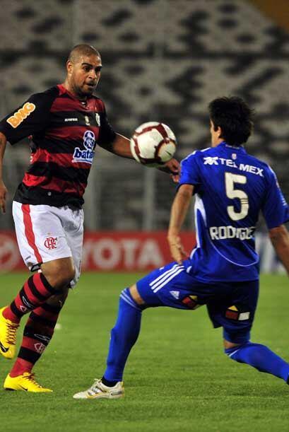 El equipo chileno quedó primero con 7 puntos, Flamengo est&aacute...